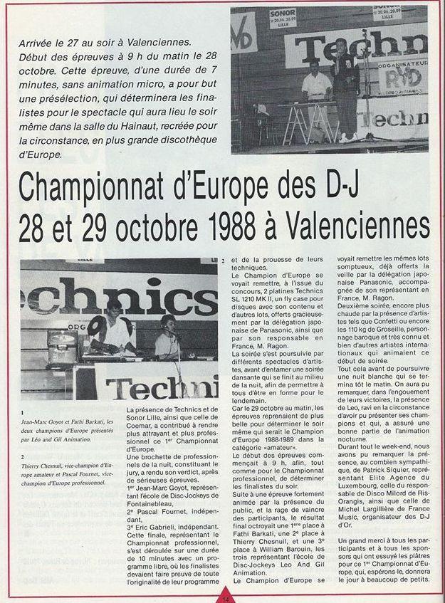 championnat d'europe 1988_sono_magasine